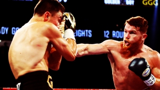 For A First-Timer, Canelo-Golovkin Was Just Short Of Perfect