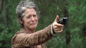 A 'Walking Dead' Star Wants An Answer To The Show's Most Important Question