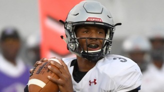 Cam Newton's Little Brother Led Howard To The Biggest Upset In College Football History