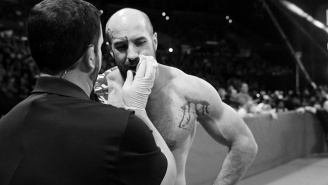 Cesaro's Injury At WWE No Mercy Was Somehow Grosser Than Expected