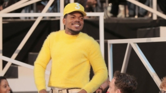 Chance The Rapper Is Still Mad He Couldn't Get 'Grown Ass Kid' Onto 'Coloring Book'