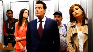 In The Bizarre '9/11,' Charlie Sheen Represents Everything This Nation Lost On 9/11