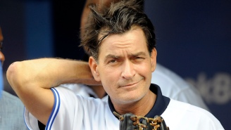Charlie Sheen's 'Major League' Reunion Photo Freaked Everyone Out With How Old They Look Now
