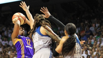 The Sparks Took Game 1 Of The WNBA Finals On A Game-Winning Chelsea Gray Jumper