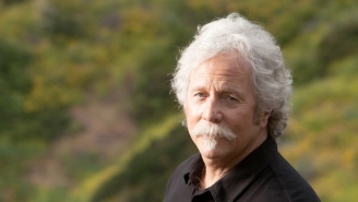 The Byrds' Chris Hillman Is Back With A Tom Petty-Produced Country Rock Album That Features David Crosby
