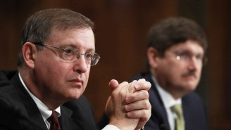 Trump's DEA Chief Will Reportedly Resign After Growing Disillusioned With Trump's Stance On Police Conduct