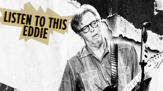 Listen To This Eddie: Eric Clapton's Recent Run At The LA Forum Is A Fitting Way To Call It A Day