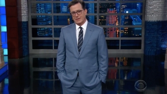 Stephen Colbert Has Some Suggestions For Who Should Take Over As The Director Of 'Star Wars: Episode IX'