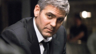 George Clooney At Least Seems Ready To Joke About Running For President: 'Sounds Like Fun'