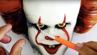 Pennywise Looks Terrifying Yet Tasty In This 'It' Cake Guide Showing Off A Temping Halloween Dessert