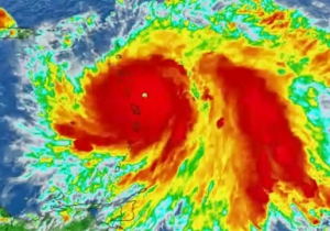 [UPDATED] Hurricane Maria Has Intensified Into An 'Extremely Dangerous' Category 5 Storm