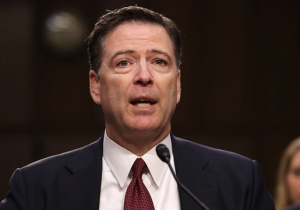 Protesters Boo James Comey At A Historically Black University Over His Views On 'The Ferguson Effect'