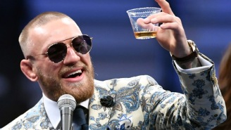 Conor McGregor Claims He 'Doesn't Have To' Defend His Belt Anymore