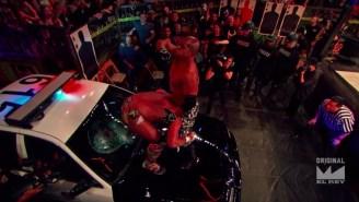The Over/Under On Lucha Underground Season 3 Episode 34: Hot Coffee Mod