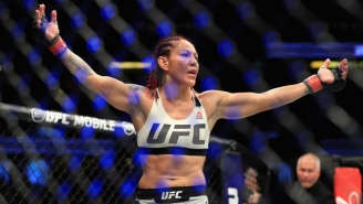 Cris Cyborg Teases The First Women's Champion Vs. Champion Fight In UFC History