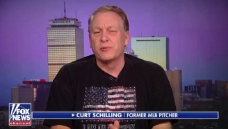 Curt Schilling Ranted To Fox News About How ESPN Is Where The Real Racists Work