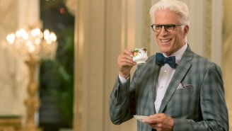 A Love Letter To Ted Danson's Evil Laugh From 'The Good Place'