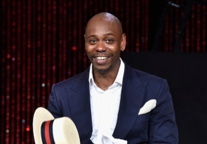 Dave Chappelle Is Trying To Convince Maryland Voters He's 'Absolutely' Calling Them Personally