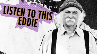 Listen To This Eddie: David Crosby Talks Neil Young, Marijuana, And His Stunning New Album 'Sky Trails'
