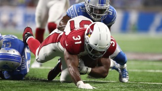 David Johnson's Wrist Injury Could Force The Cardinals To Put Him On Injured Reserve