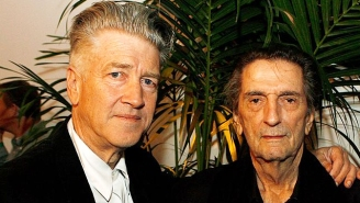 David Lynch Pays Tribute To Harry Dean Stanton: 'There Went A Great One'