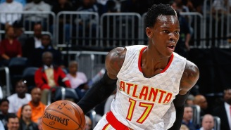 Hawks Point Guard Dennis Schroder Was Arrested On A Misdemeanor Battery Charge