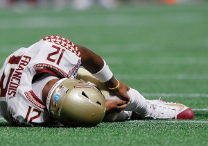 Florida State QB Deondre Francois' Knee Injury Will Reportedly End His Season