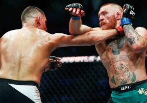 Conor McGregor's Coach Wants The Nate Diaz Trilogy Fight Next, But It Won't Be In 2017