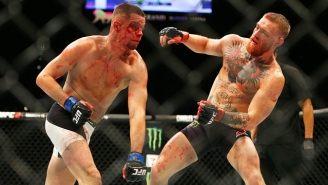 Dana White Shoots Down The Diaz-McGregor 3 Rumor, Which Gives It An 80 Percent Chance Of Being True