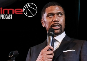 The Dime Podcast Ep 1: ESPN's Jalen Rose Doesn't Stick To Sports And Offers A Banana Boat Rumor