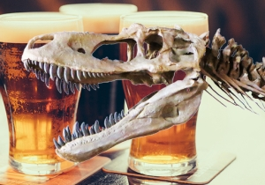 A Brewer Is Using Fossils To Filter Beer Called 'Shale Ale'