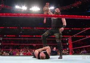 WWE Announced A Huge Match For Raw That Will Determine Brock Lesnar's Royal Rumble Opponent