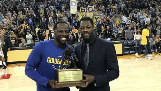 Ben Wallace Surprised Draymond Green With The Defensive Player Of The Year Award