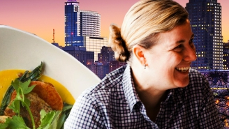 Chef Ashley Christensen Shares Her Favorite Food Experiences In Raleigh, North Carolina