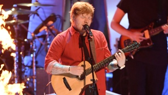 Ed Sheeran Cancels His Sold-Out St. Louis Concert For 'Safety Concerns' As Tensions Continue To Rise