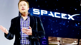 Elon Musk's SpaceX Launched A Car Into Space And Twitter Users Launched The Jokes