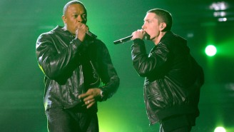 Eminem Reportedly Has New Music With Dr. Dre On The Way And It Won't Be On His New Album
