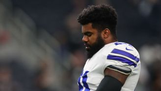 Ezekiel Elliot's Suspension Looms After His Injunction Was Thrown Out