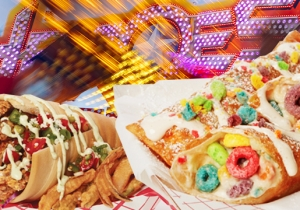 Check Out The Most Insane Fried Foods From The Texas State Fair