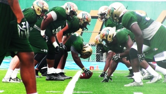 How The University Of Alabama Birmingham Took To The Streets To Bring Back Football