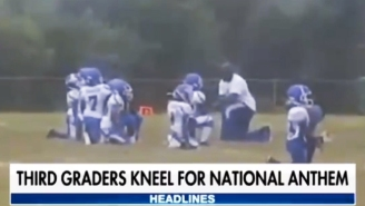 'Fox And Friends' Takes Aim At 'Shameful' Children Kneeling During The National Anthem
