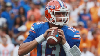 Florida Took Down Tennessee Thanks To A Stunning Hail Mary As Time Expired
