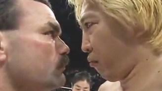Don Frye Posts A Heartfelt Message To Yoshihiro Takayama, His 'Perfect Opponent'