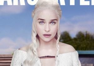 'Game Of Thrones' Album Covers Cast Westeros Denizens As Music Icons