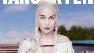 'Game Of Thrones' Album Covers Cast Westeros Denizens As Music Icons
