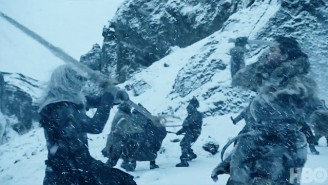 This 'Game of Thrones' VFX Reel Shows How Much Work Went Into 'Beyond The Wall'