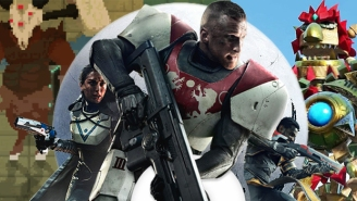 'Destiny 2' Tops The Five Games You Need To Play This Week