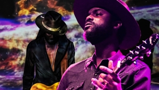 Gary Clark Jr. Is The Coolest Motherf*cker In The Room