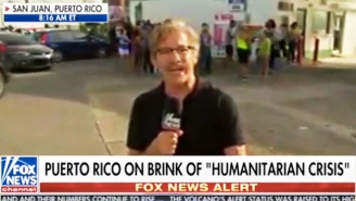 Geraldo Slams Trump's Finger-Pointing Response To Puerto Rico's Crisis On 'Fox And Friends'