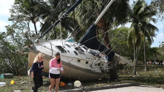15 Million Florida Homes And Businesses Remain Without Power After Hurricane Irma